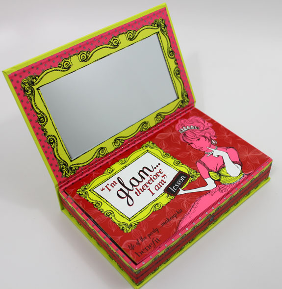 Benefit Life Of The Party Kit 2 Benefit Im Glam Therefore I Am Kit for Holiday 2011 Swatches, Photos & Review