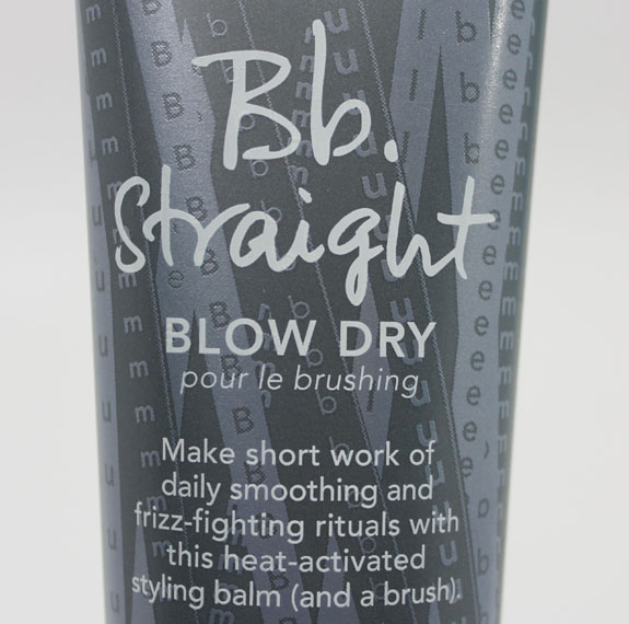 Bumble and bumble Straight Blow Dry 2