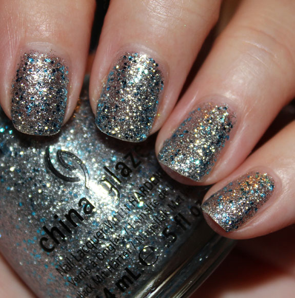 China Glaze Lorelei s Tiara