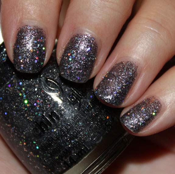 China Glaze Eye Candy for Holiday 2011 Swatches, Photos ...