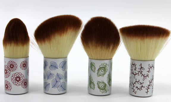 Ecotools Beautiful Expressions Kabuki Set 4