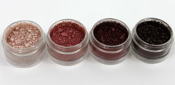 MAC Dazzlesphere Crushed Pigments Smoky Berry Ornament 2