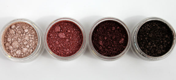 MAC Dazzlesphere Crushed Pigments Smoky Berry Ornament 3