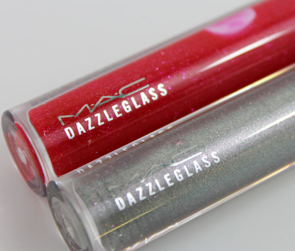 MAC Glitter and Ice Dazzleglass 2