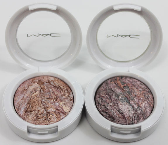 MAC Glitter and Ice Mineralize Eye Shadow 2