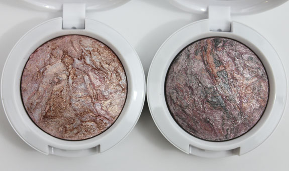 MAC Glitter and Ice Mineralize Eye Shadow 3