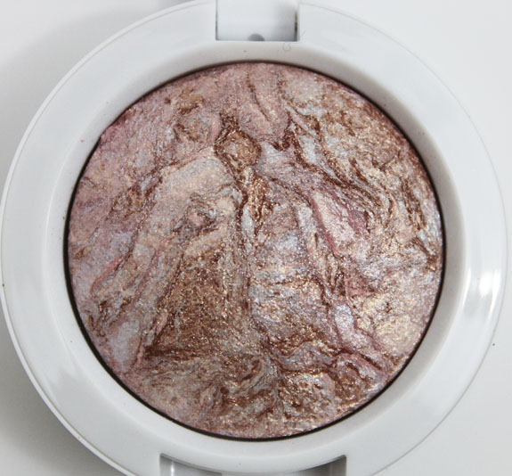MAC Glitter and Ice Mineralize Eye Shadow Snow Season