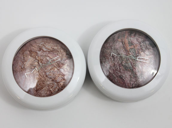 MAC Glitter and Ice Mineralize Eye Shadow