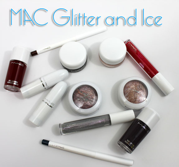 MAC Glitter and Ice