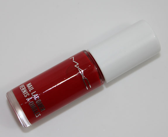 MAC Ice Parade Asiatique Nail Varnish