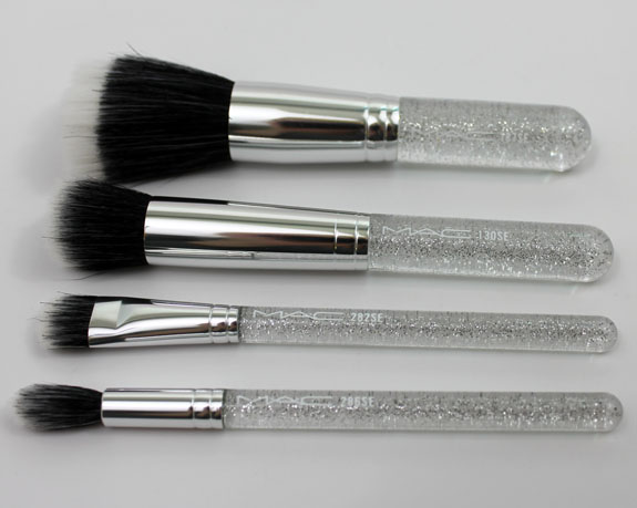 MAC Ice Parade Make It Perfect Brush Kit Mineralize 2