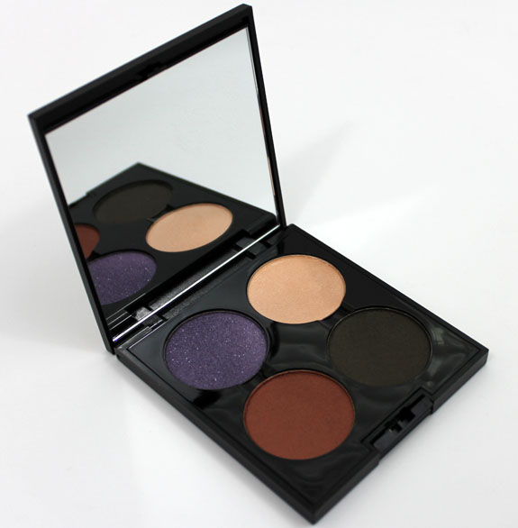 Make Up For Ever Highline Palette 4