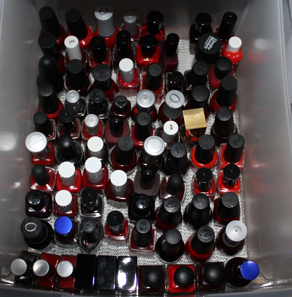 Nail Polish Drawers 12
