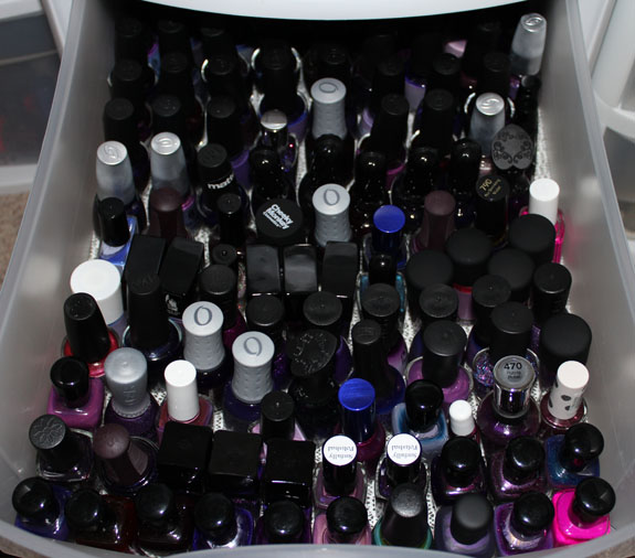 Nail Polish Drawers 21