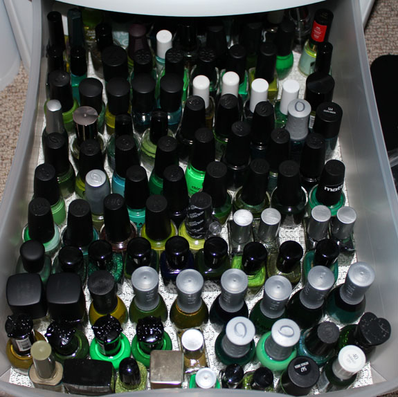 Nail Polish Drawers 30