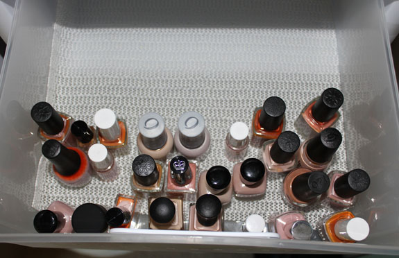 Nail Polish Drawers 31