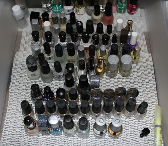 Nail Polish Drawers 6