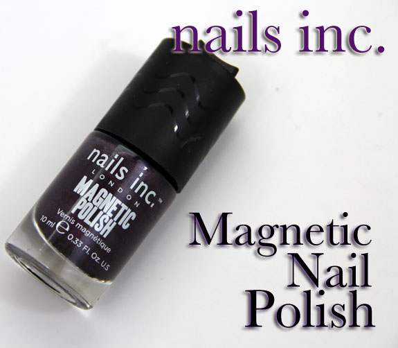 Nails Inc Magnetic Nail Polish Houses of Parliament