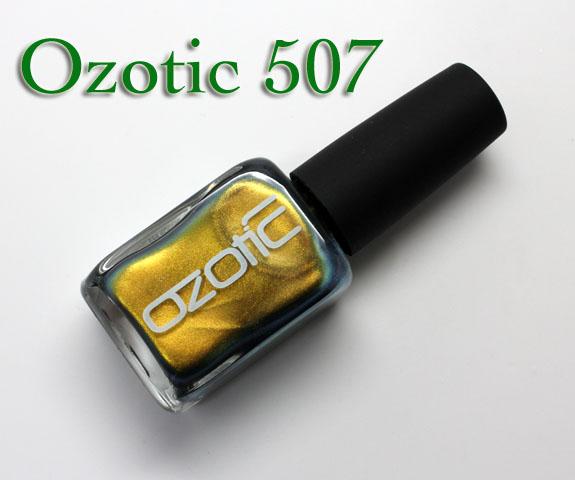 Ozotic 507 Bottle