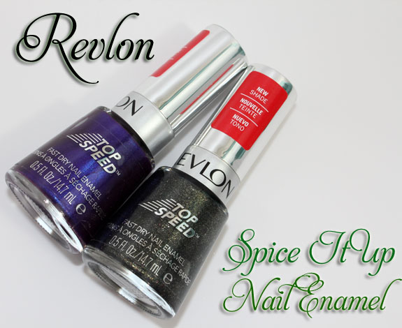 Revlon Spice It Up Nail Enamel