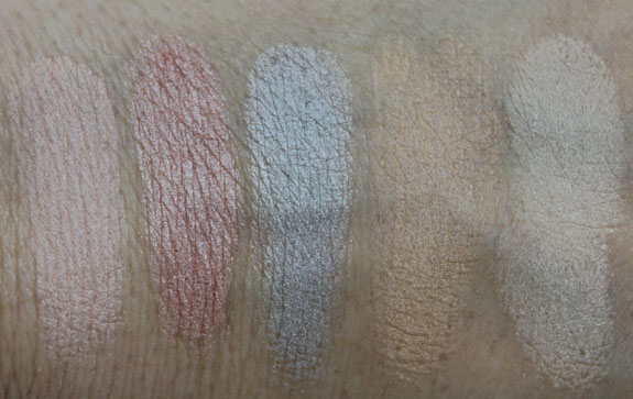 Smashbox Click You re It Palette Swatches 1