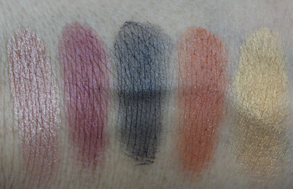 Smashbox Click You re It Palette Swatches 2