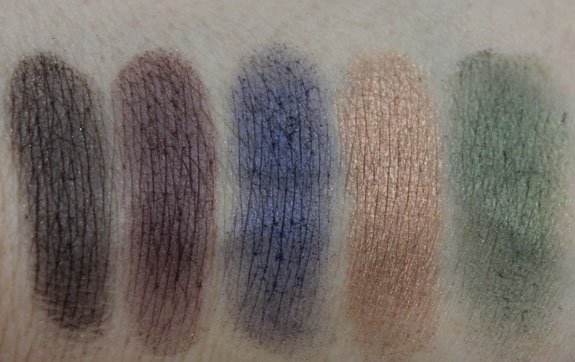 Smashbox Click You re It Palette Swatches 3