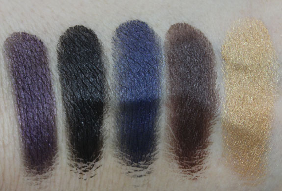 Smashbox Click You re It Palette Swatches 4