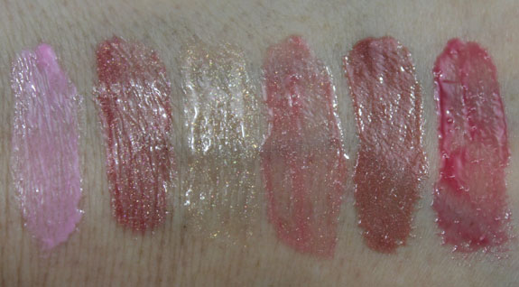 Smashbox Snap You re Fab Swatches