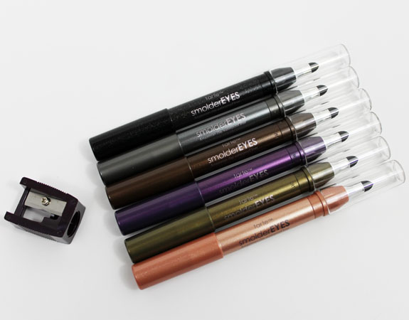 Tarte Smolder Eyes Amazonian Clay Waterproof Liner Collection 3