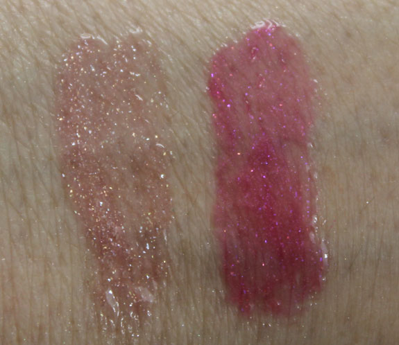 Bobbi Brown High Shimmer Lip Gloss Swatches