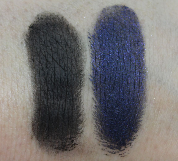 Bobbi Brown Long Wear Gel Eyeliner Swatches