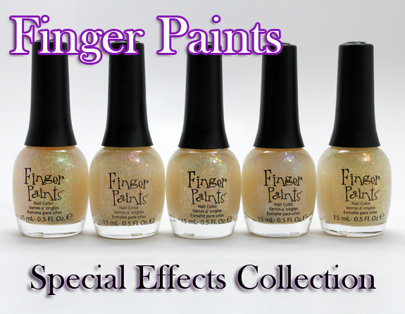 Finger Paints Special Effects Collection for Winter 2011 Swatches ...