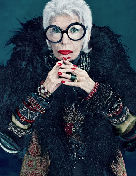 IrisApfel Beauty 72