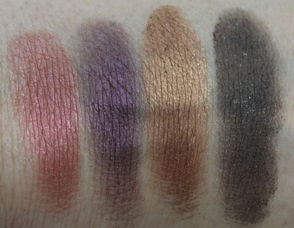 Jordana Color Effects Eye Shadow Duo Swatches 2