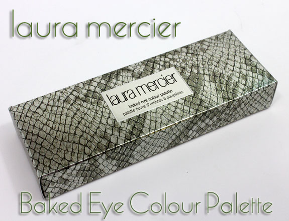 Laura Mercier Baked Eye Colour Palette Laura Mercier Baked Eye Colour Palette for Holiday 2011 Swatches, Photos & Review
