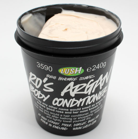 Lush Ro s Argan Body Conditioner 2
