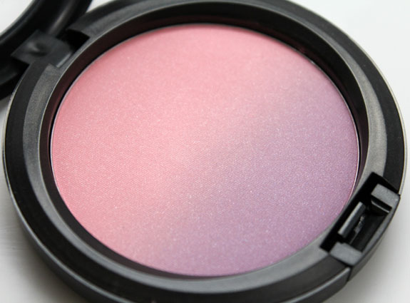 MAC Daphne Guinness Blush Ombre 3