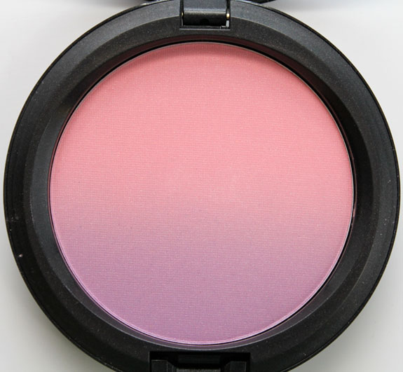 MAC Daphne Guinness Blush Ombre 4
