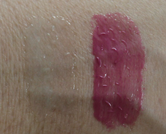 MAC Daphne Guinness Cremesheen Glass Swatches