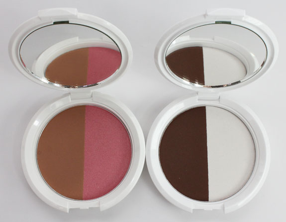 NYX Bronzer  Blusher  Highlight  Contour 2