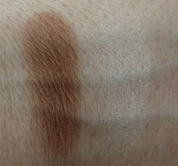 NYX Highlight  Contour Swatches
