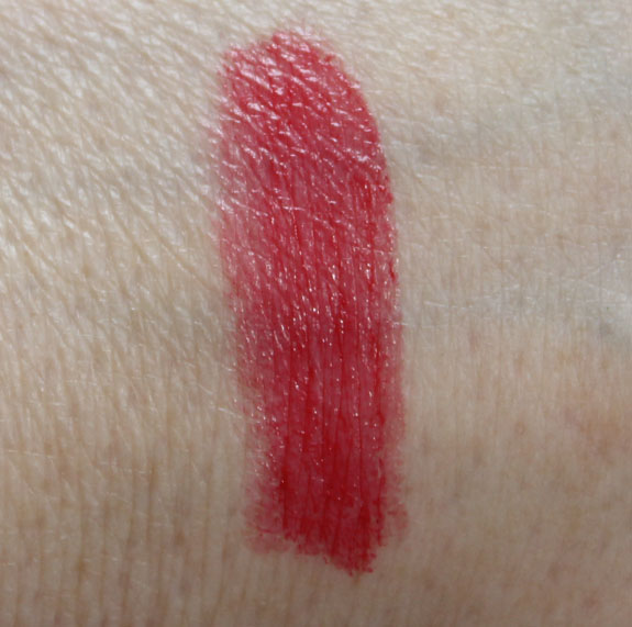 No7 and Poppy King History Swatch