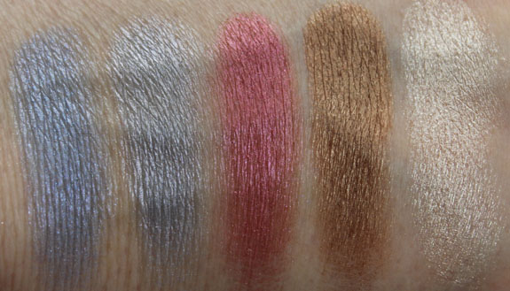 Physicians Formula Shimmer Strips Casual Swatches 2