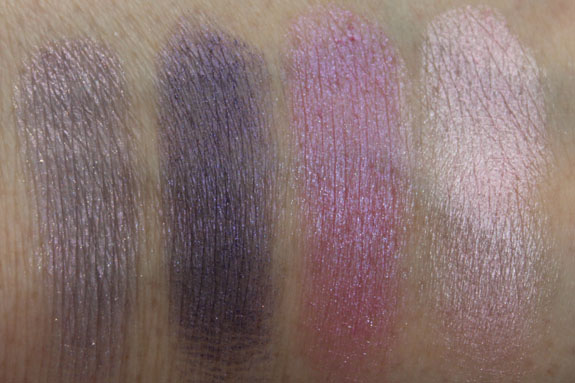 Physicians Formula Shimmer Strips Fashionista Swatches 2