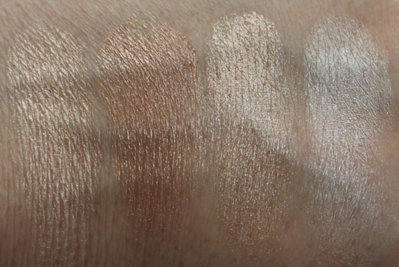 Physicians Formula Shimmer Strips Nude Swatches 2