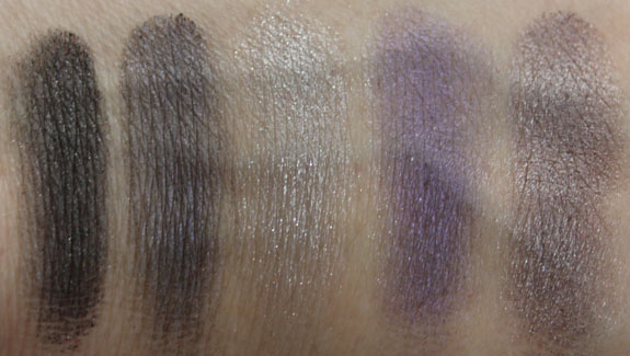 Physicians Formula Shimmer Strips Smoky Swatches 1