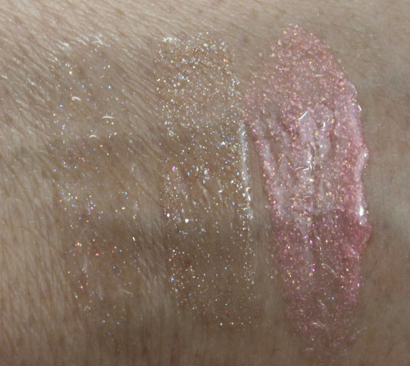 Revlon Spice It Up Colorburst Lip Gloss Swatches