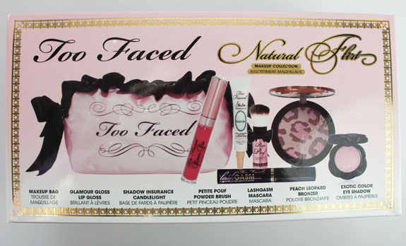 Too Faced Natural Flirt Makeup Collection 2 Exclusive! Too Faced Natural Flirt Makeup Collection for Spring 2012 Swatches, Photos & Review