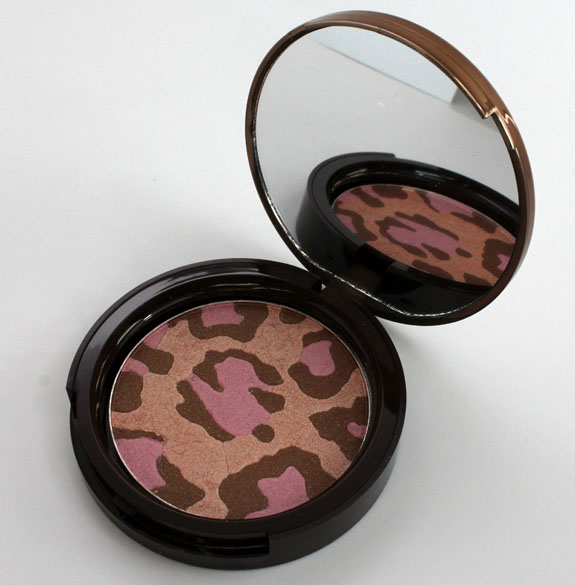 Too Faced Pink Leopard Brightening Bronzer 2 Exclusive! Too Faced Natural Flirt Makeup Collection for Spring 2012 Swatches, Photos & Review